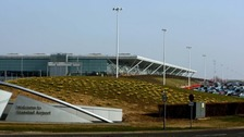 Stansted wins passenger increase
