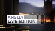 Anglia Late Edition logo