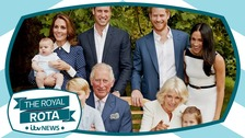 The Royal Rota: Charles turns 70 and looking back at the tour