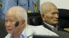 Last Khmer Rouge leaders handed life terms over genocide