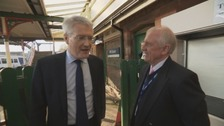 Rail Minister promises investment in Cumbrian Coast Railway