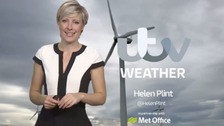 Weather forecast: a mild day for east and west of region