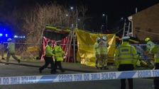 Fire engine crash death: firefighter not guilty of dangerous driving