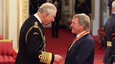 Kenny Dalglish thankful for football career as he is knighted