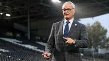 Ranieri: Quality and fight can keep us in the Premier League