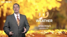 James Wright with the forecast in the Meridian the region