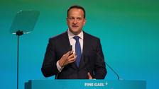 Irish PM Leo Varadkar promises five years of income tax cuts