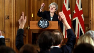 Theresa May says 'wait for next Sunday's total Brexit package before judging me'