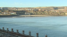 Nine suspected migrants from Iran found in small boat near Folkestone Harbour