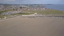 Woman confirmed dead after body found on Barry Island