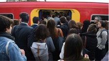 Engineering works bring misery for South Western Rail passengers