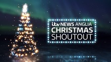 Christmas Shout-Out: Get your message to someone special on the television