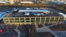 £48m centre will lead fight against organised crime