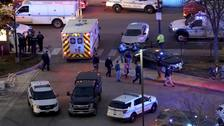 Suspect dead and four critically ill after US hospital shooting