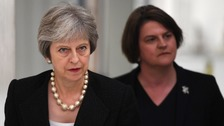 DUP sends May warning message over 'broken promises'