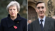 Oust May or she will lead us at next election, warns Rees-Mogg