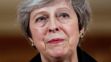 May under pressure to secure Brexit concessions in Brussels
