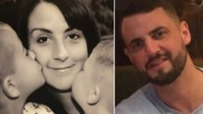 Sarah-Jayne Thomas, 28, and Timothy Grace, 31, died in a road traffic collision on the M4.