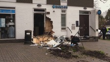 Police hit back at cashpoint ram-raiders in Oxfordshire