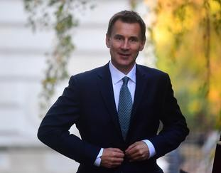Foreign Secretary Jeremy Hunt has warned of diplomatic consequences
