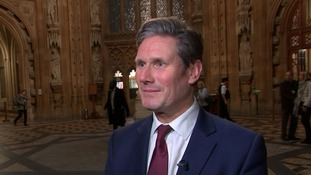 Keir Starmer says he would vote Remain in a second Brexit referendum