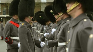 Soldiers were given 600 leeks, while 200 were given to friends of the Welsh Guards