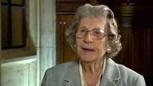Baroness Trumpington has died at the age of 89