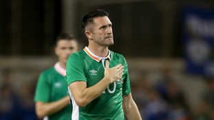 Robbie Keane announces his retirement from football as he takes up Republic of Ireland assistant coach role