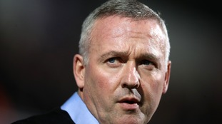 Paul Lambert's Ipswich are bottom of The Championship.