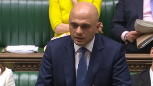 Mr Javid argued Mrs May's deal was the 'best option' for security.