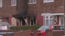 Girl, 7, dies after Darlington house fire