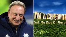 Neil Warnock says he's keen for a stint on 'I'm a Celebrity'