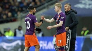 Chelsea clash comes too soon for Sergio Aguero and Kevin De Bruyne