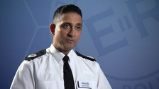 Assistant Chief Constable Mabs Hussain