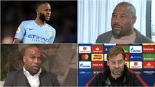 PFA and football figures rally round Sterling over racism claims
