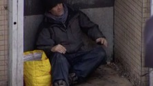 Homelessness - the view from the street in Liverpool