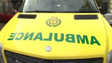 Ambulance service winter pressures
