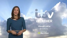 Mona has your Meridian weather forecast