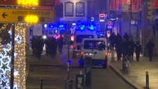 Yorkshire MEPs declare themselves 'safe' after Strasbourg shooting