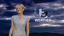 Wales Weather: Cool and cloudy tonight with rain later!