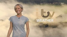 Wales Weather: Cloud and rain in the west, brighter in the east!