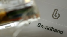 Birmingham street has fastest broadband in the UK