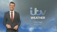 Wales weather: Cloudy with patches of rain and strong winds!