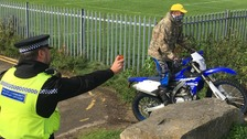 DNA spray to be used by police tackling motorcycle disorder
