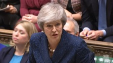 Four Welsh Tory MPs back PM in confidence vote