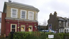 EastEnders set refurb to cost millions more than planned
