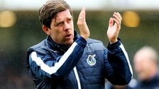 Bristol Rovers parts with 'loyal' manager Darrell Clarke
