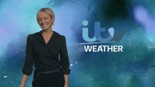 Wales Weather: A wintry feeling day!