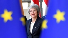 May 'doesn't expect immediate breakthrough' on Brexit deal