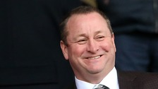 Mike Ashley gives Debenhams the electric shock treatment